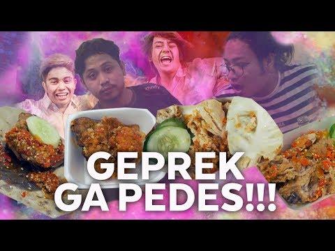 Ayam Geprek Khusus Orang Kuat, GA PEDES !!! (ft. Umay Shahab & Arbani Yasiz)  | Mati Penasaran #27