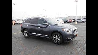2014 Infiniti QX60 For Sale Dayton Troy Piqua Sidney Ohio | 28185AT