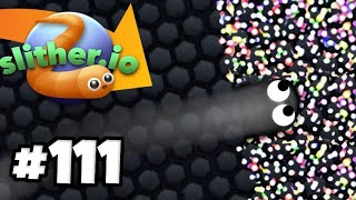 INVISIBLE NINJA SNAKE WIN! - Slither.io Gameplay Part 111 - (Slither.io Hack / Slither.io Mods)