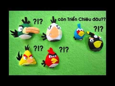 Angry Birds - Tap 1 - Casting phim Bao Thanh Thiên