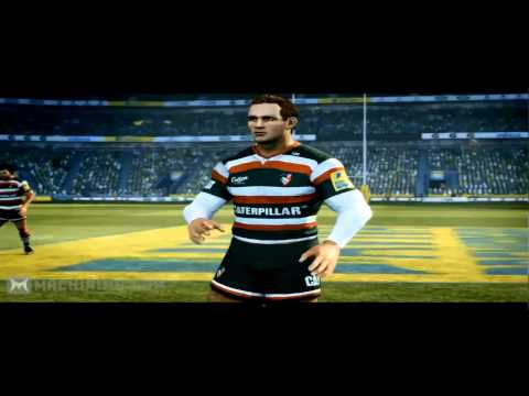 Jona Lomu Rugby Challenge Trailer [HD] from YouTube · Duration:  1 minutes 11 seconds