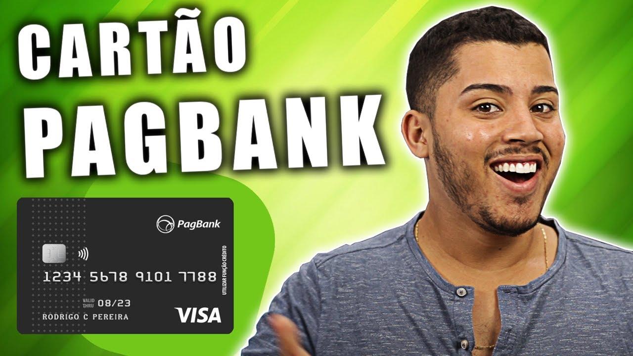 3 MACETES para CONSEGUIR o cartão de crédito PAGBANK, até para NEGATIVADOS!