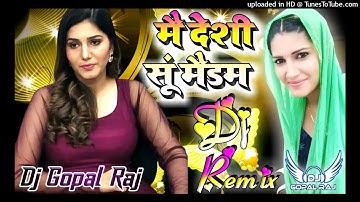 Mai Desi Su Madam Vinu Gaur New HARYANVI Song Hard Dholki Mix By Dj Gopal Raj