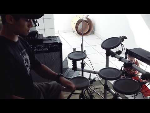 Rodrigo Thrasher - Alesis DM4