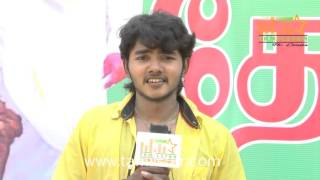Kowshik At Veera Devan Movie Shooting Spot