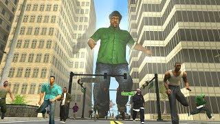 [SFM] Big Smoke's Revenge of Smokezilla (Nutty professor parody)