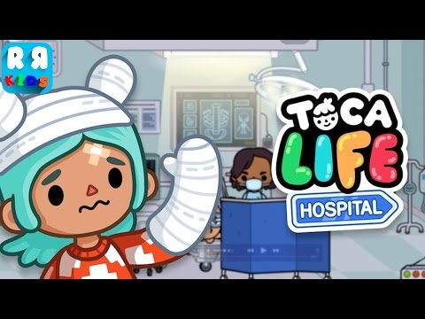 Toca Life: Hospital (By Toca Boca AB) - New Best App for Kids