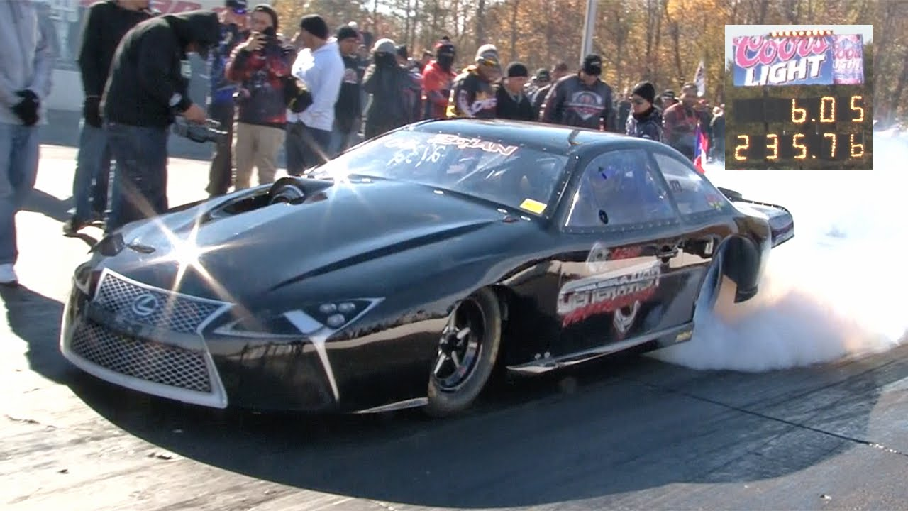 Zoian 605 At 235MPH Quickest Import In The USA YouTube