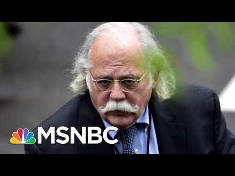 Former President Trump WH Lawyer Ty Cobb Calls Mueller An \'American Hero\' | The 11th Hour | MSNBC