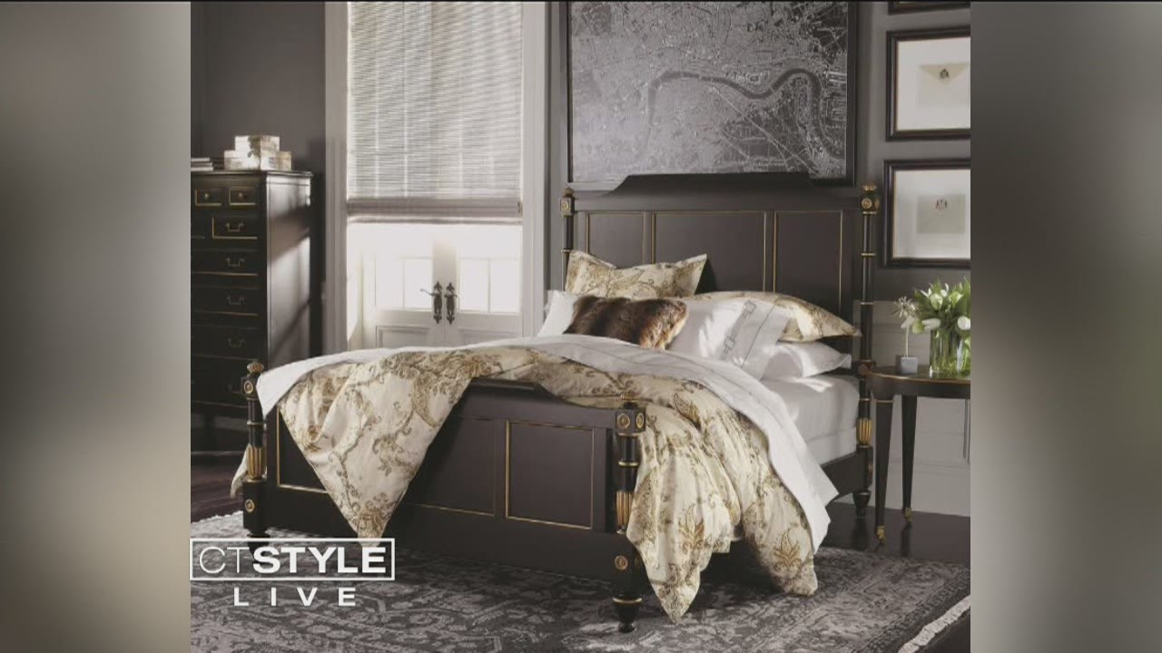 Ethan Allen Design Tip Give Your Room Definition Youtube