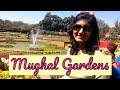 Visit to Mughal Gardens| Exploring Delhi| Must See Places in Delhi|| Dyuti Agrawal