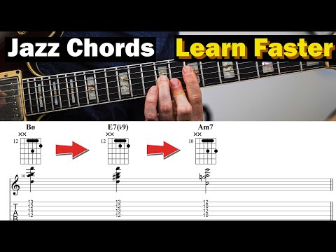 Jazz Chords - 5 Exercises You Need To Know About
