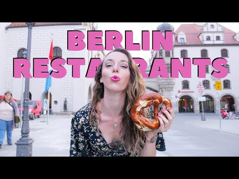 5 Epic Restaurants In Berlin