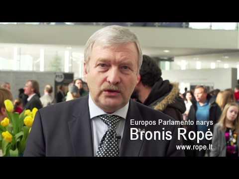 Europos Parlamentas - arčiau jūsų namų!
