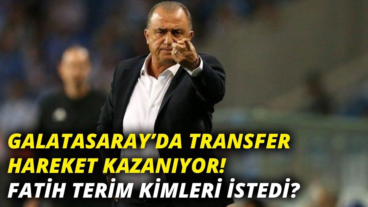 Galatasaray'da Transfer Hareket Kazanıyor, Fatih Terim Kimleri İstedi? (Özel Soru Cevap Yayını)