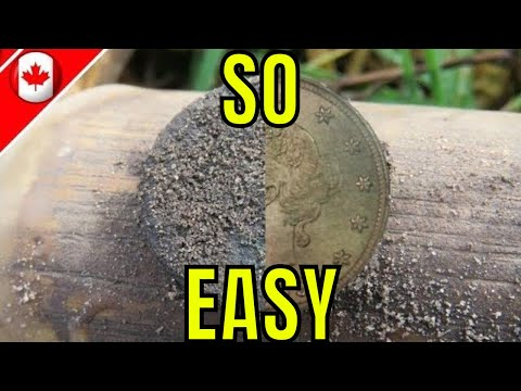 Safest Way To Clean Your Coins | GUARANTEED!