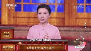 [中国诗词大会]翁智平杨雨搭档自救成功 急坏主持人!| CCTV