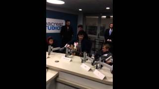 "Shawn Mendes ""Life Of The Party"" Live At The Opening Of Seacrest Studios Boston"