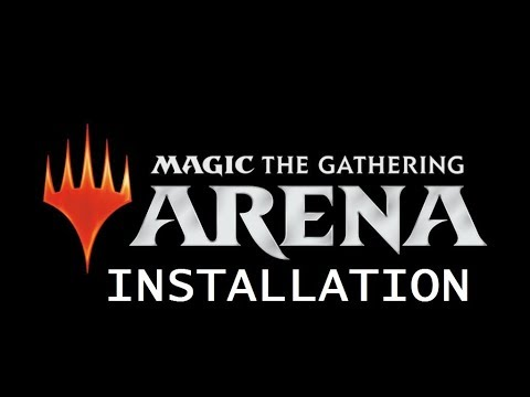 How to Install Magic The Gathering Arena on Windows PC | MTG Arena