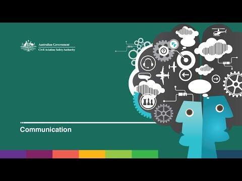 Human Factors For Pilots - Communication