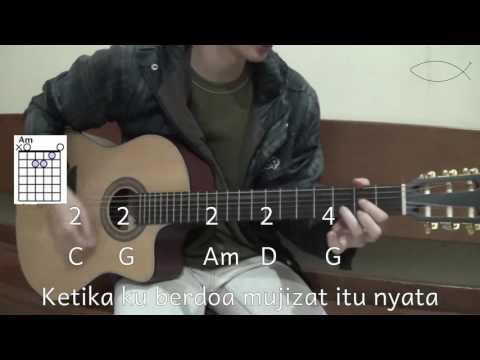 Belajar Lagu Rohani (Mujizat Itu Nyata)