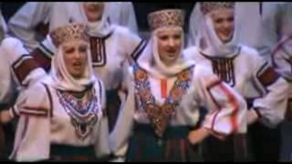 Русские Русский дух Россия Вниз по Волге реке Pyatnitsky Choir