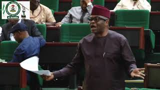 Hon Toby Okechukwu,10 Oct 2019   Debate on 2020 Budget Estimate