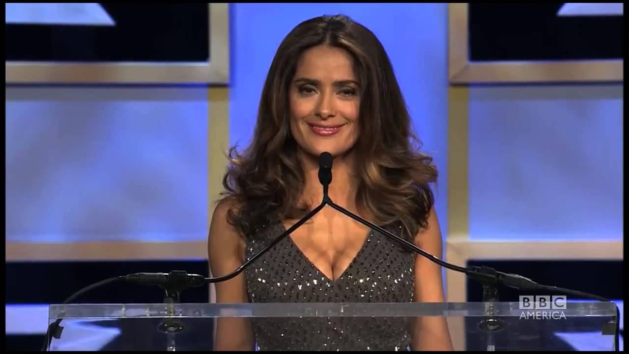 Sacha Baron Cohen - Charlie Chaplin Britannia Award for Excellence in Comedy 2013