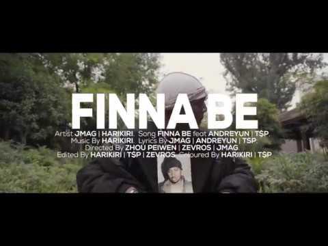 🔥J.Mag X Harikiri - FINNA BE Ft. Andreyun & T$P [ OFFICIAL MV ]  🔥