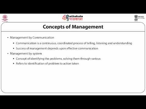Concept, definition and scope of library management (LIS)