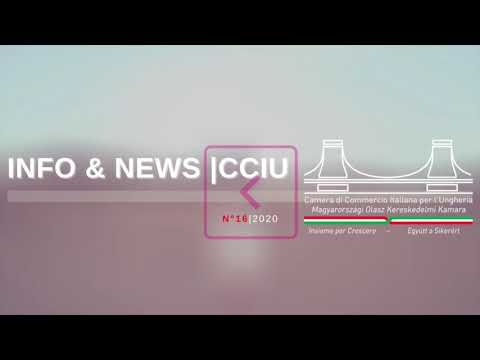 INFO & NEWS • N°16 | il Segretario Generale CCIU • A MOLK Főtitkárának