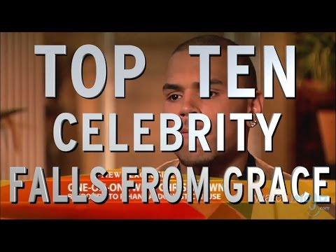 30 Biggest Celebrity Falls From Grace - AskMen