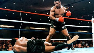 Mike Tyson (USA ) vs Trevor Berbick (Canada) | KNOCKOUT, BOXING fight, HD