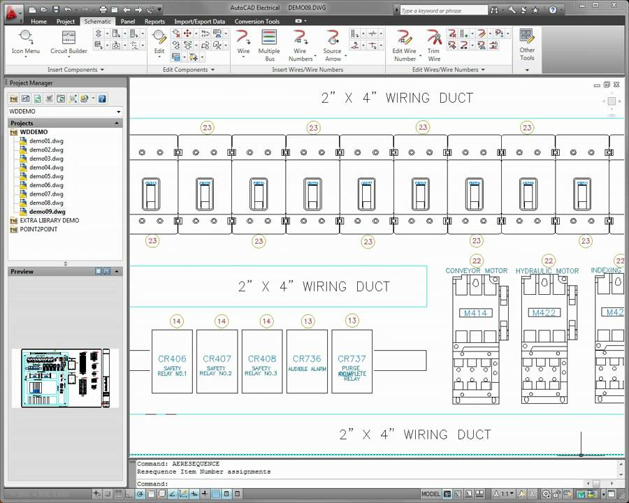 autocad electrical 2011 panel layout enhancements - youtube, Electrical drawing
