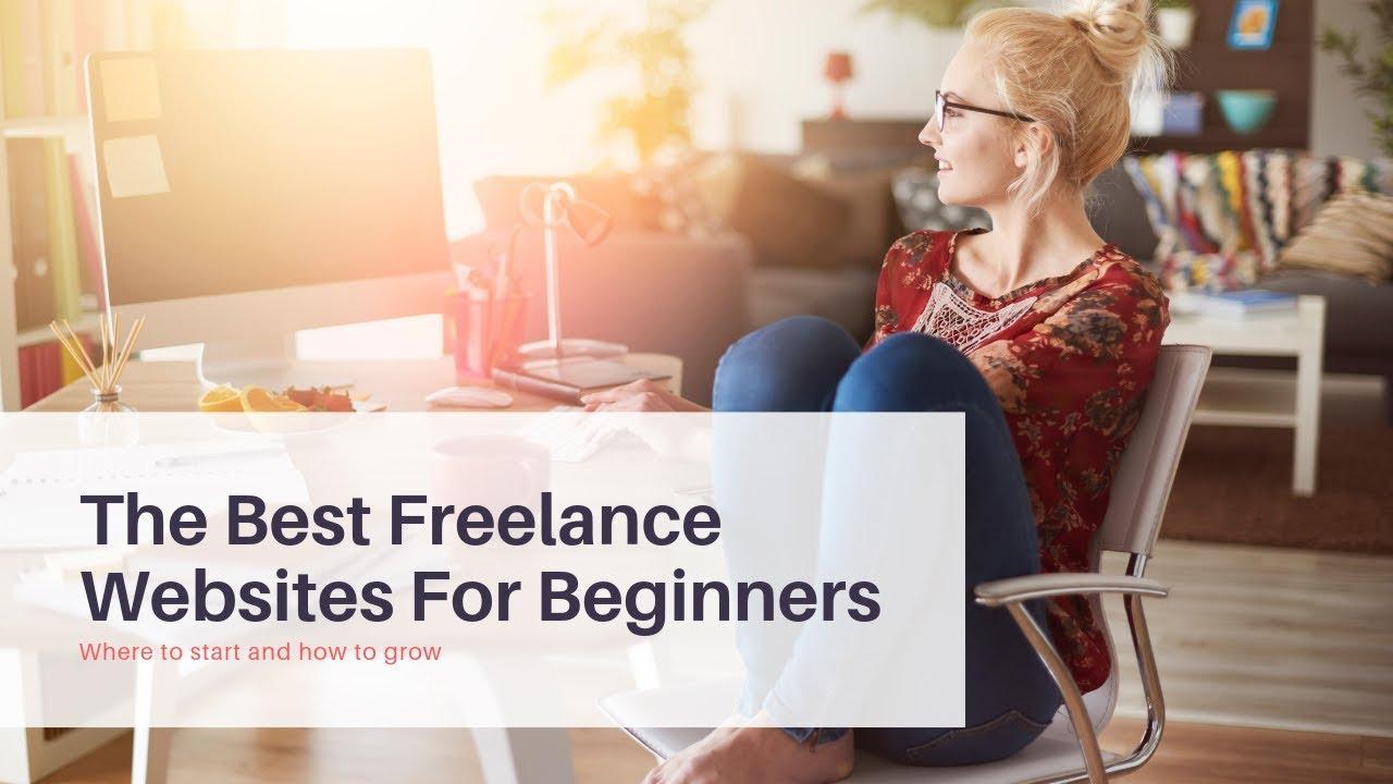 The best freelance websites for beginners
