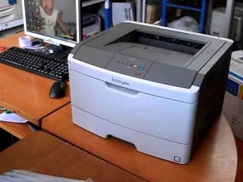Lexmark E260 Printer Drivers Mac