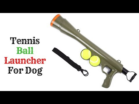 Tennis Ball Launcher For Dog 2019