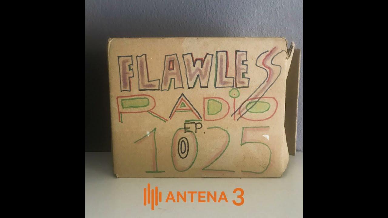 FLAWLESS RADIO EP -1025