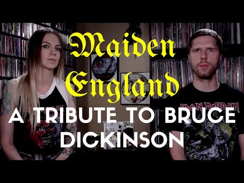 Maiden England - A Tribute To Bruce Dickinson