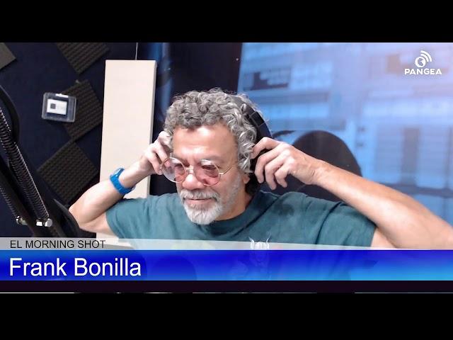 Michael Mier en El Morning Shot con Frank Bonilla  06 20 19