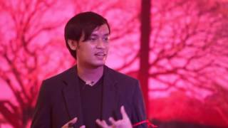 Curing a Disease Called Stigma | Mark Lacsamana | TEDxTaftAve