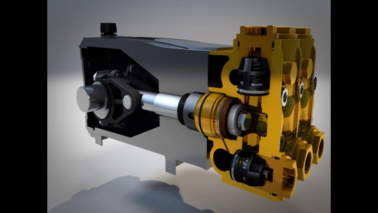 High Pressure Water Jet Pump Video