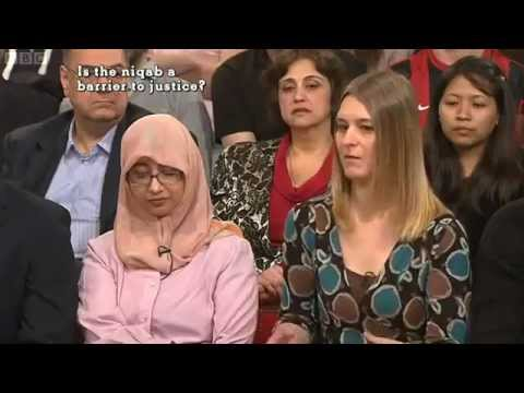 The Big Questions - Is The Niqaab A Barrier To Justice