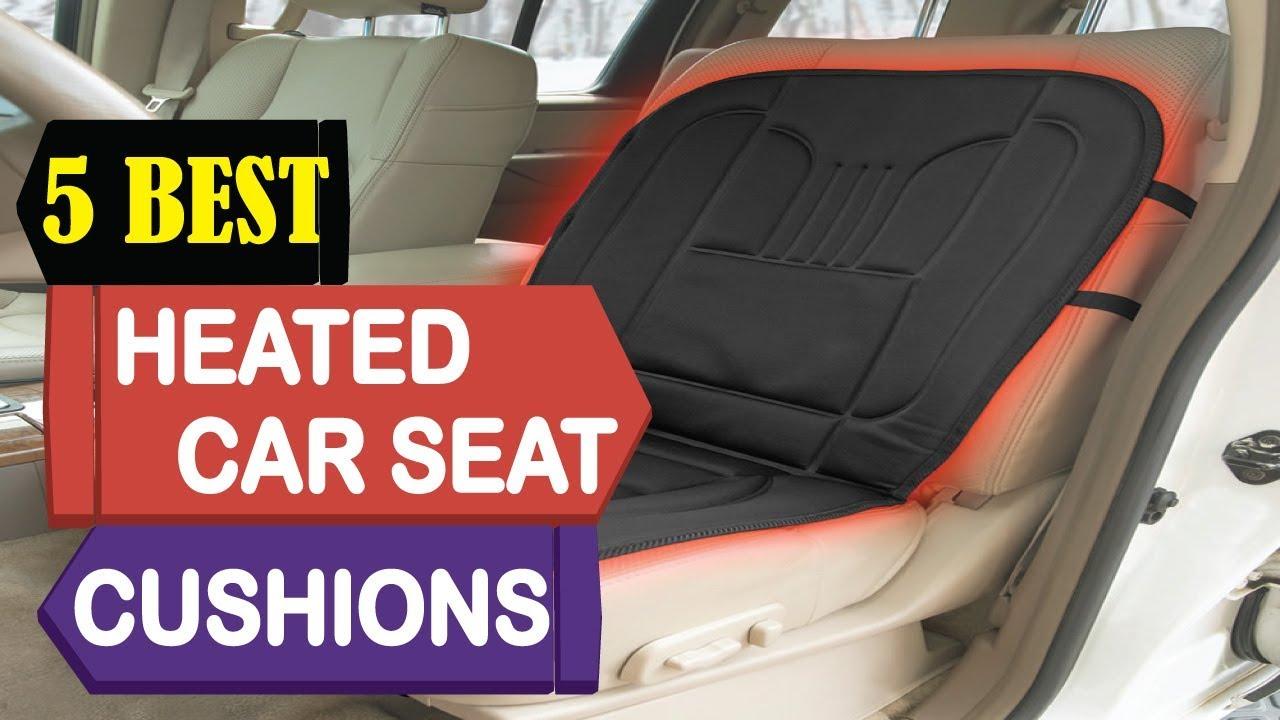 5 Best Heated Car Seat Cushions 2018