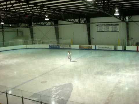 Skating test program
