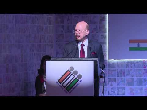 Keynote address by Chief Election Commissioner Dr. Nasim Zaidi