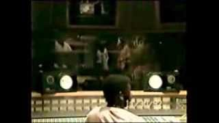 "Tony Rebel / Sly Dunbar - Rare Studio Session Footage #3 - ""Vibes Of The Time"" Album (1992)"