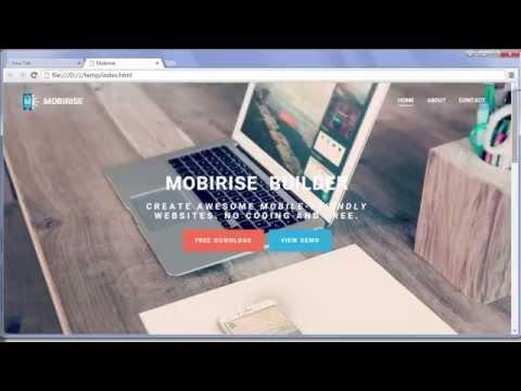 Free Responsive Website Creator