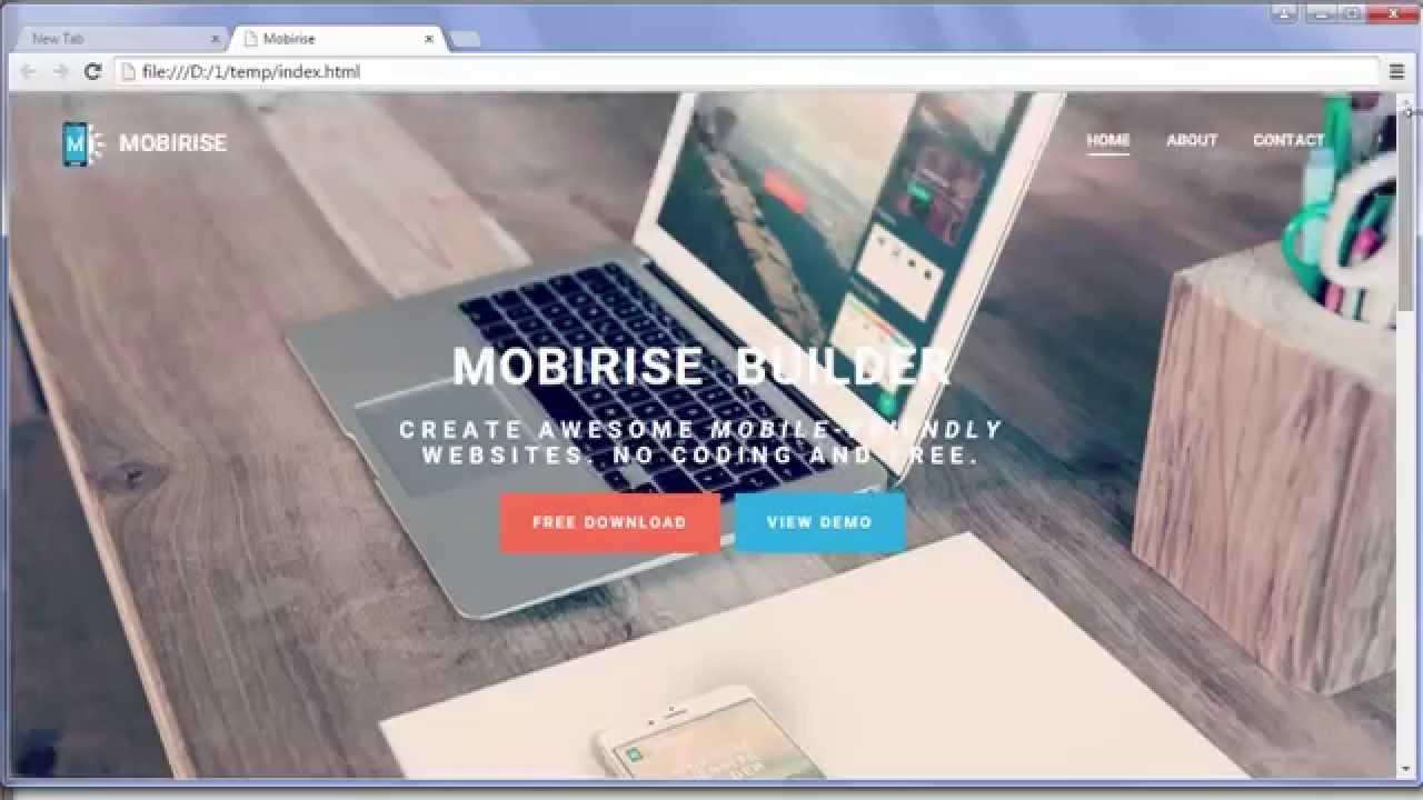free website creator - 2