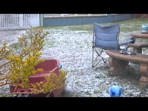 SNOW IN COVINA CA